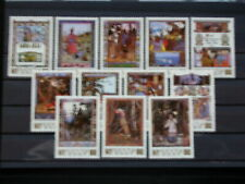 RUSSIE '1984 ** MNH 5127/5138 YT 3,60 EUR FOLKLORE,TRADITIONS,LEGENDES
