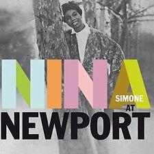 Nina Simone at Newport by Nina Simone (Vinyl, Nov-2017)
