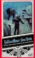 vhs Karel Zeman's The FABULOUS WORLD of JULES VERNE RARE VCI COMMAND PERFORMANCE