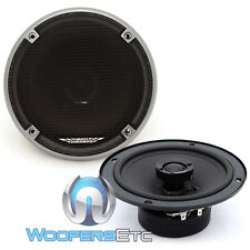"IMAGE DYNAMICS ID6 6"" CAR AUDIO 4 OHM 2 WAY SILK TWEETERS COAXIAL SPEAKERS NEW"