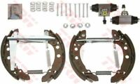 GSK1501 TRW Brake Shoe Set Rear Axle