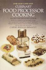 Cuisinart Food Processor Cooking