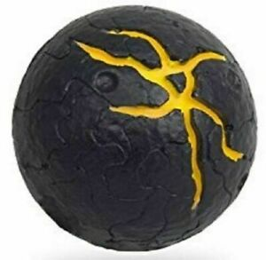 1 x WABOBA LAVA COLOUR CHANGE BALL - EXTREME BOUNCE FAST SPIN LIGHT WEIGHT