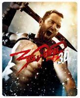 Nuovo 300 - Altezza Di Un Empire 3D+2D Steelbook Blu-Ray