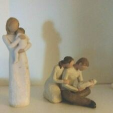 Willow Tree Figurines Susan Lordi New Life and Child of My Heart