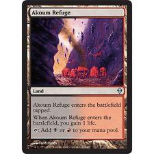 MTG ZENDIKAR * Akoum Refuge