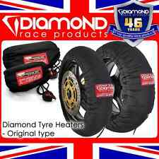 Diamond Race Products-Original Tipo calentadores de neumáticos 120/17 180-200/17
