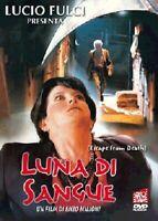 Luna Di Sangue DVD Lucio Fulci di Enzo Milioni Nuovo Sigillato N
