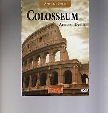 Ancient Civilizations 07:Ancient Rome Colosseum Arena Of Death DVD/Book