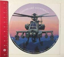 Autocollant/sticker: Koninklijke Luchtmacht (01061634)