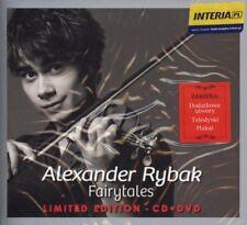 RYBAK ALEXANDER fairytales (LE CD+DVD+poster)