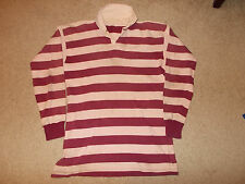 Vtg-1950s University of Minnesota Gophers Game Worn/Used Rugby football jersey