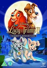 Lady and the Tramp II: Scamps Adventure [DVD][Region 2]
