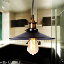 New Metal Warehouse Vintage industrial pendant Light Ceiling Chandelier Fitting
