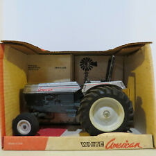 Scale Models White American 60 Tractor White 1/16  128-B