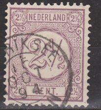 NVPH Netherlands Nederland nr 33 CANCEL ZIERIKSEE Cijfer 1876