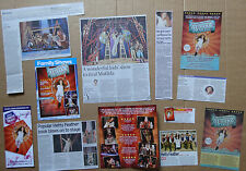Hetty Feather  - Theatre clippings/reviews & leaflet flyer - Phoebe Thomas