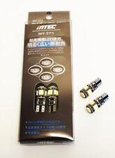 MTEC Maruta 7000K T10 No Error LED Parking Lights Mercedes Benz W212 E Class