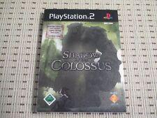 Shadow of the Colossus para PlayStation 2 ps2 PS 2 * embalaje original *