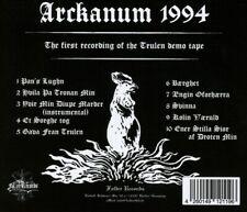 ARCKANUM - FÖRSTA TRULEN   CD NEU