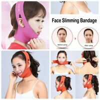 Facial Slimming Face Bandage Beauty Mask Skin Lift Care Éliminer Double Chin yu