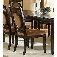 Steve Silver Company MB500S Montblanc Side Chair- Set of 2 NEW