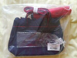 Handbag and umbrella