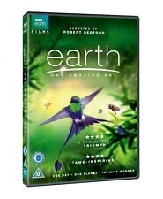 Earth - One Amazing Day [DVD]