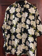 The Kooples Silk Print Collar Blouse Size 3
