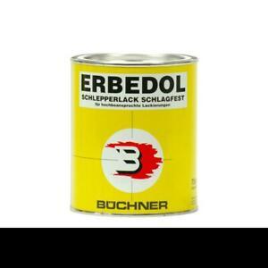 Büchner Erbedol Case-IH schwarz Lack Farbe Kunstharzlack SL9160 750ml 16,93€/L
