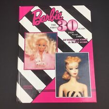 Barbie The First 30 Years 1959 Through 1989 Identification Value Guide Deutsch