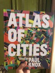 Atlas of Cities (2014, Hardcover)
