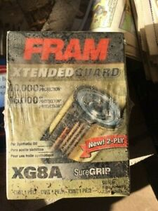 Engine Oil Filter-2BBL Fram XG8A FREE SHIPPING