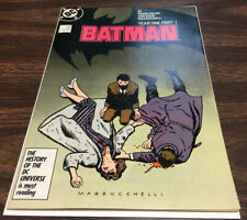 Batman #404 - Frank Miller, David Mazzucchelli - Year One - VF/NM