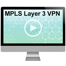 MPLS Layer 3 VPN Video Training
