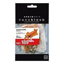 Nanoblocks Anomalocaris 120 Pcs Building Kit Nbc-189