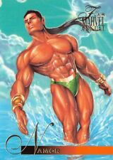 NAMOR / 1995 Fleer Flair Marvel Annual BASE Trading Card #85