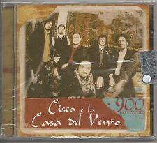 CISCO E LA CASA DEL VENTO - 900 Novecento - CD 2001 SIGILLATO SEALED