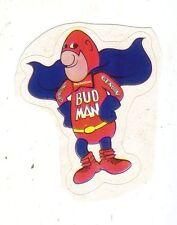 Budweiser MINI Bud Man Budman Sticker / Decal