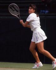 1991 Tennis Pro JENNIFER CAPRIATI Glossy 8x10 Photo Wimbledon Poster