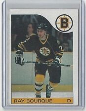 1985-86 RAY BOURQUE TOPPS #40
