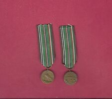 WWII European Theater of Operations mini miniature Award medal