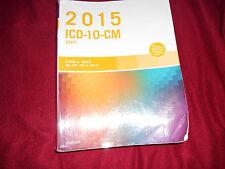 2015 ICD-10-CM Draft Edition by Carol J. Buck (2014, Paperback)
