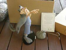 figurine LE DEVIN baluchon -CLUB PASSION - n°20/999-2007-leblon delienne,asterix