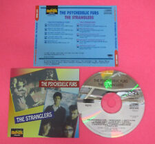 CD THE PSYCHEDELIC FURS - THE STRANGLERS 1991 Ita De Agostini no lp dvd (CS56)