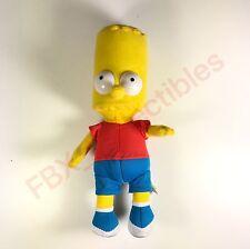 Bart Simpson Plush Doll Figure - The Simpsons Universal Studios Florida