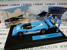 voiture altaya IXO 1/43 diorama BD MICHEL VAILLANT : LE MANS VS 92 n°50