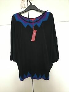 Monsoon Ladies Knitted Batwing Top Size M BNWT