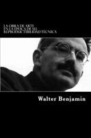Benjamin Walter-Spa-Obra De Arte En La Epoca D (US IMPORT) BOOK NEU