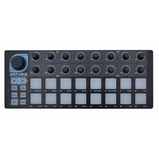 Arturia Beatstep Pad & Sequencer Performance Controller w/ USB & CV/Gate - Black